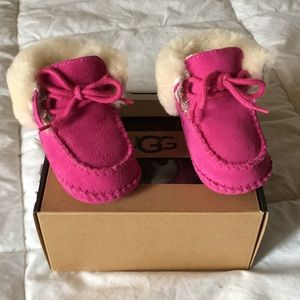 Baby Uggs size 0/1